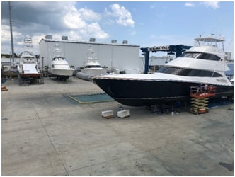 VIKING SERVICE YARD RIVIERA BEACH